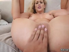 Mom mature orgasm Cherie Deville close to Impregnated By My