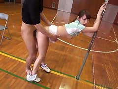Japanese throats and swallows in crazy webcam display