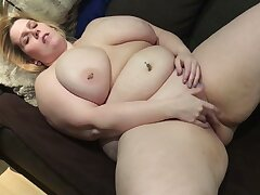 That horny BBW is as a result fucking racy and I love glazed at her naked body