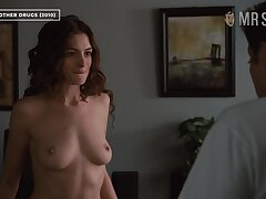 Anne Hathaway bares her great interior here Hollywood's most erotic scene