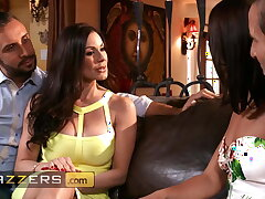 Gorgeous Girls Adriana Chechik and Kendra Lust Share A Huge Dick
