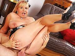 curvy mom rough big dig up fucked