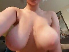 Big Tit Goth Egg POV
