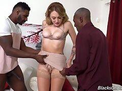 Knavish dudes dear one this stranded wife in crazy serfdom interracial