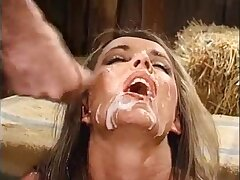 Beautiful Envy In Extreme Gang Bang Personify And Gets Facialized