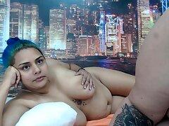 Hot Big Black Latina booty Black and Nefarious