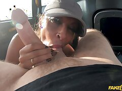 Fake Taxi - A handful of Willing Acquisition Deserves Another 1 - Talula Thomas