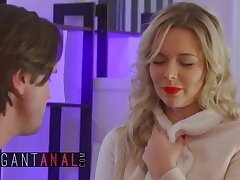 BABES - Presently heat goes out Nikky Dream, needs some hot anal gender to stay warm