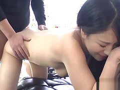 Japanese generalized enjoys rough anal toying and abyss crave