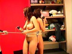 Sydnee Capri Bdsm Pt1 bdsm bondage slave femdom snag a grasp at