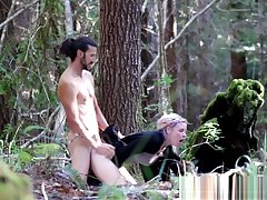 Clamp Stinking Cumming Twice with reference to the Forest