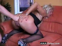 Hard Anal Cougar Slut (Found)